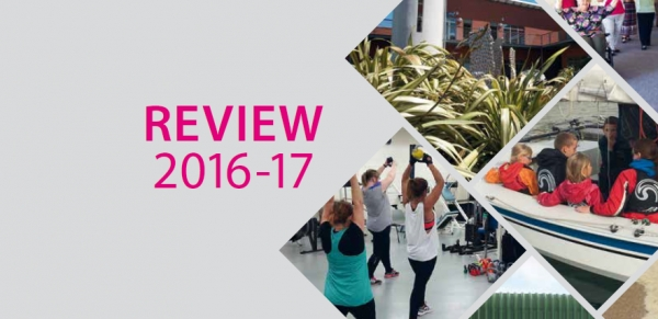 Wolseley Trust Annual Review 2016-2017
